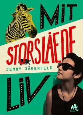 Mit storslåede liv Jenny  Jägerfeld 9788779168459