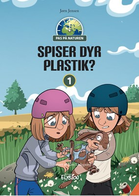 Spiser dyr plastik? Jørn Jensen 9788772149431