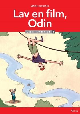 Lav en film, Odin, Læs Lydret 2 Marie Duedahl 9788723546975