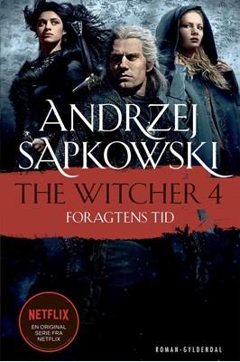 THE WITCHER 4 Andrzej Sapkowski 9788702189056
