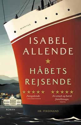 Håbets rejsende Isabel Allende 9788740064308