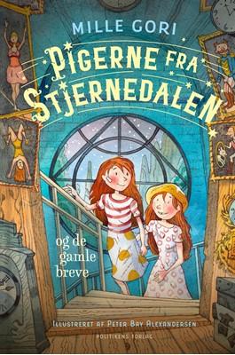 Pigerne fra Stjernedalen - og de gamle breve Mille Gori 9788740060096