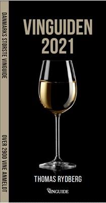 Vinguiden 2021 Thomas Rydberg 9788797159965