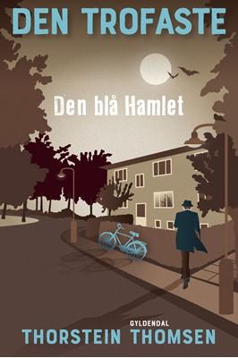 Den blå Hamlet Thorstein Thomsen 9788702319644