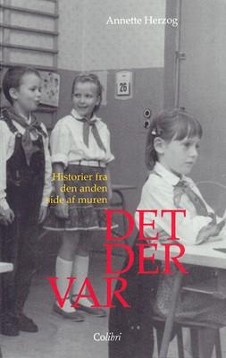 DET DER VAR Annette Herzog 9788793432437