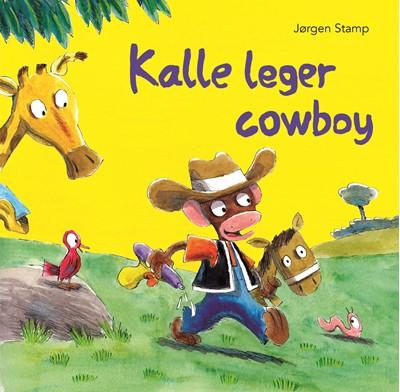 Kalle leger cowboy Jørgen Stamp 9788794081078