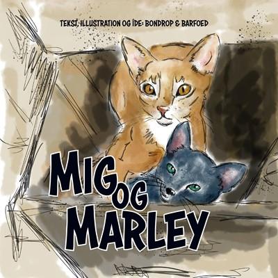 Mig og Marley Susanne Bondrop, Christian Barfoed 9788797257517