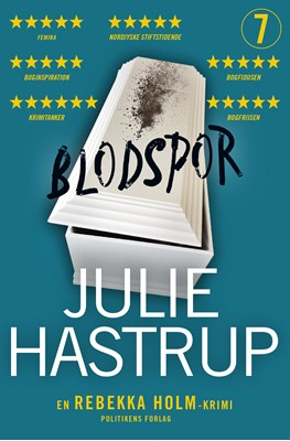 Blodspor Julie Hastrup 9788740027693