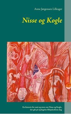 Nisse og Kogle Anne Jørgensen Lilleager 9788743063964