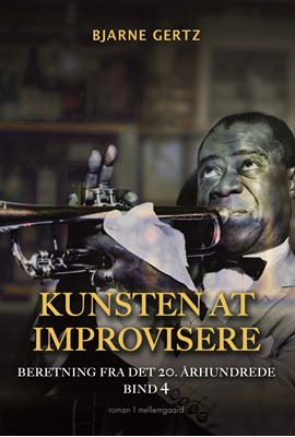 Kunsten at improvisere  Bjarne Gertz 9788772374703