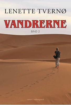 Vandrerne - bind 2 Lenette  Tvernø 9788772374666