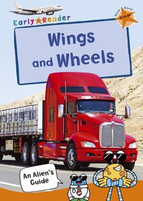 Wings and Wheels  9781848866331