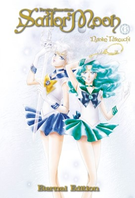Sailor Moon Eternal Edition 6 Naoko Takeuchi 9781632365934