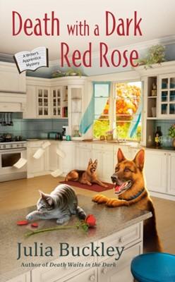 Death With A Dark Red Rose Julia Buckley 9780451491930