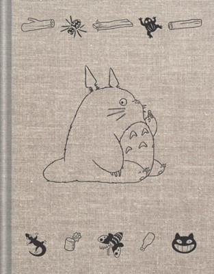 My Neighbor Totoro Sketchbook  9781452179599