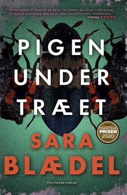Pigen under træet Sara Blædel 9788740059786