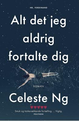 Alt det jeg aldrig fortalte dig Celeste Ng 9788740048193