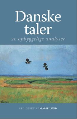 Danske taler Marie Lund 9788771849554