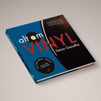 Alt om vinyl Søren Genefke 9788793628328