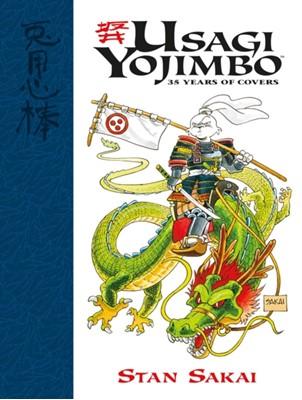 Usagi Yojimbo: 35 Years Of Covers Stan Sakai 9781506715896