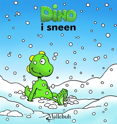 Dino i sneen Søren Jessen 9788792805942