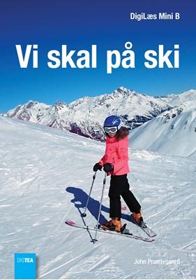 Vi skal på ski John Præstegaard 9788771975130
