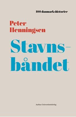 Stavnsbåndet Peter Henningsen 9788772192536