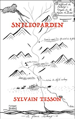 Sneleoparden Sylvain Tesson 9788793799073