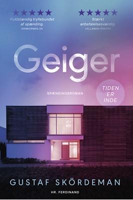 Geiger Gustaf Skördeman 9788740064209