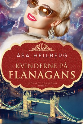Kvinderne på Flanagans Åsa Hellberg 9788711994122