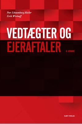 Vedtægter og ejeraftaler Erik Werlauff, af Peer Schaumburg-Müller 9788757447057