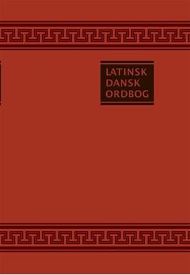 Latinsk-Dansk Ordbog J. Th. Jensen, M. J. Goldschmidt 9788702200980