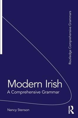 Modern Irish Nancy (University of Minnesota Stenson 9781138236523