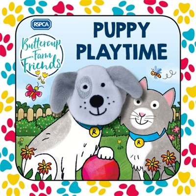 RSPCA Buttercup Farm Friends: Puppy Playtime Igloo Books 9781839030017