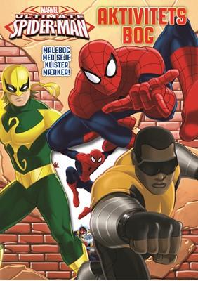 Den ultimative Spiderman aktivitetsbog - ingen forfatter - - ingen forfatter - 9788771860320