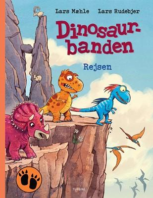 Dinosaurbanden – Rejsen Lars Mæhle 9788740667028