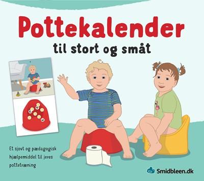 Pottekalender til stort og småt Sofia Bergenstjerna, Michael Bergenstjerna 9789198605068