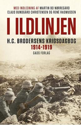 I ildlinjen Hans Christian Brodersen 9788712062776