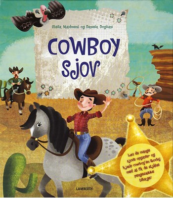 Cowboy Sjov Stella Maidment 9788772246260