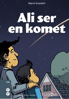 Ali ser en komet Marie Duedahl 9788775491025