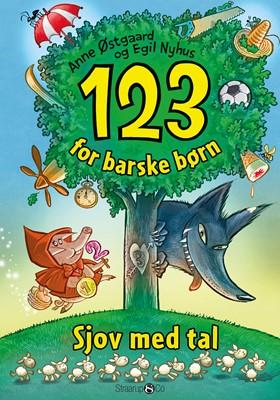 123 for barske børn Anne Østgaard 9788775491223
