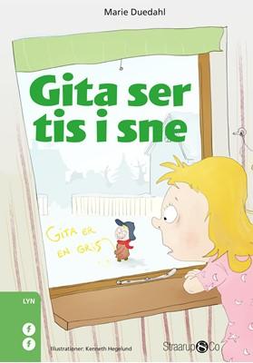 Gita ser tis i sne Marie Duedahl 9788775491063