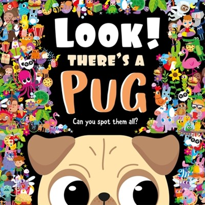 Look! There's a Pug Igloo Books 9781838522728