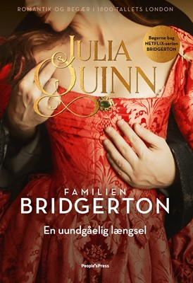 Familien Bridgerton. En uundgåelig længsel Julia Quinn 9788772382449
