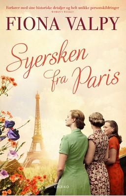 Syersken fra Paris Fiona Valpy 9788702320930