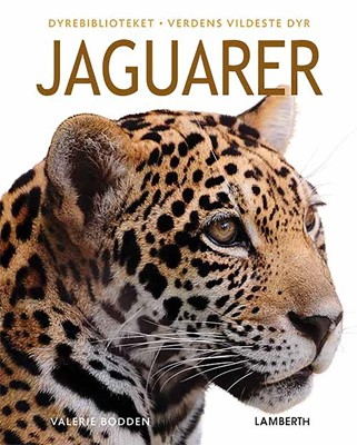 Jaguarer Valerie Bodden 9788772246505