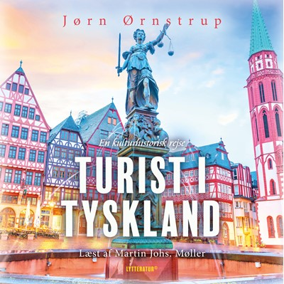 Turist i Tyskland Jørn Ørnstrup 9788770305013