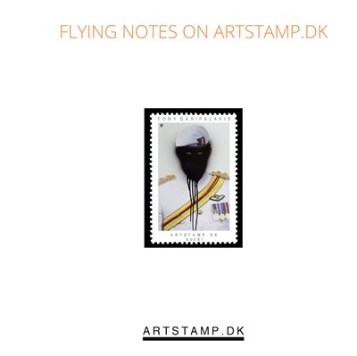 Flying Notes On Artstamp.dk Sam Jedig 9788743082637