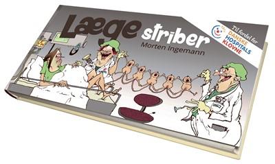 Lægestriber Morten Ingemann 9788797196021