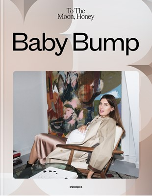 Baby Bump Bea Fagerholt, Liv Winther, To the Moon Honey 9788793825611